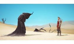 Black Desert Online Scene