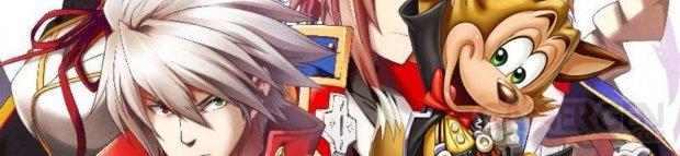 BlazBlue Chrono Phantasma Extend Famitsu 1