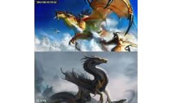 bless online dragon