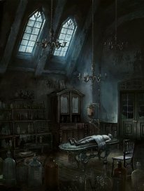 Bloodborne artworks 1