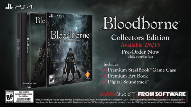 Bloodborne collector