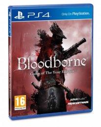 Bloodborne GotY jaquette