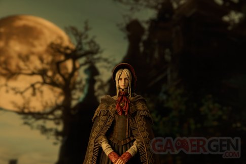Bloodborne Statue Pouée 01