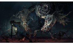 Bloodborne The Old Hunter image screenshot 1