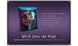 Bloodstained A Ritual of the Night Wii U