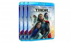 Blu ray BR Thor  le monde des ténèbres x 3