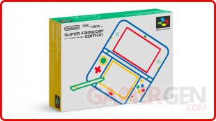 boite New 3DS XL Super Nintendo