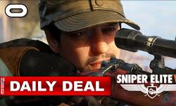 Daily Deal Oculus Quest : le bon plan du jour vous propose d'être un sniper d'élite ! (13 octobre 2021)