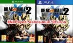 BON PLAN - Dragon Ball Xenoverse 2 - Où le trouver pas cher (#NePayezPasVosJeux70Euros)