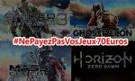 BON PLAN - Gamepod.fr offre 5 % de remise supplémentaire aux lecteurs de GamerGen.com sur quatre jeux en précommande déjà à prix cassé
