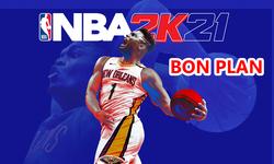 BON PLAN sur NBA 2K21 : l'édition PS4 à 14,99 € chez Cultura