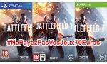BON PLAN - Battlefield 1 - Où le trouver pas cher (#NePayezPasVosJeux70Euros)