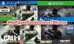BON PLAN - Call of Duty: Infinite Warfare (toutes éditions) - Où le trouver pas cher (#NePayezPasVosJeux70Euros)