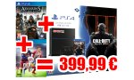 BON PLAN - Pack PS4 (1 To) Call of Duty: Black Ops III + FIFA 16 + AC Syndicate à 399,99 €