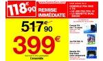 bon plan playstation 4 1to plus fifa 16 plus 1 manette dualshock supplementaire 399 euros