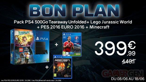 BON PLAN PS4 Auchan