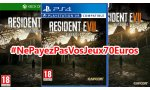 BON PLAN - Resident Evil VII: Biohazard - Où le trouver pas cher (#NePayezPasVosJeux70Euros)