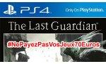 BON PLAN - The Last Guardian - Où le trouver pas cher (#NePayezPasVosJeux70Euros)