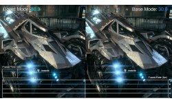 Boost mode comparaison image