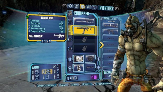 Borderlands 2 Vita 02 05 2014 screenshot 4