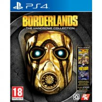 Borderlands jaquette PS4