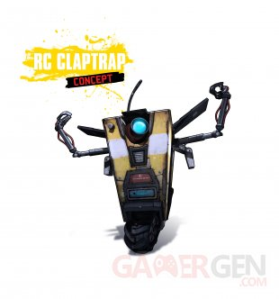 Borderlands The Handsome Collection 20 01 2015 key art RC Claptrap