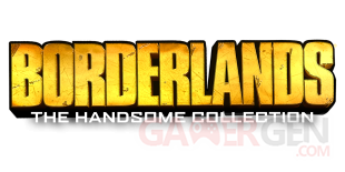 Borderlands The Handsome Collection 20 01 2015 logo