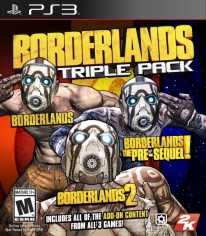 borderlands triple pack annunciato ufficialmente