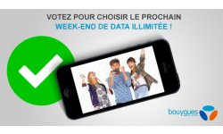 bouygues telecom nosclientsdabord week end illimite