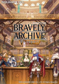 Bravely Archive D's Report 22 12 2014 art