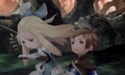 Bravely Second head