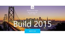 Build Developer Conference 2015