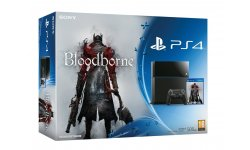 Bundle PS4 bloodborne pack