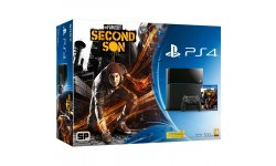 Bundle PS4 inFamous