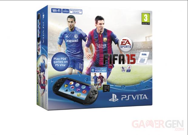 Bundle PSVita FIFA 14