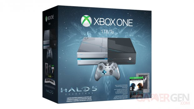 Bundle Xbox One Halo 5 Guardians (1)