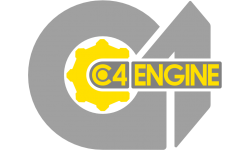 C4 Engine terathon logo