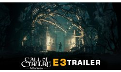 Call of Cthulhu E3 Trailer
