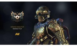 Call of Duty Advanced Warfare armure Grand Master