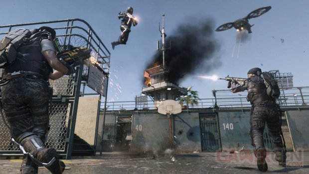 Call of Duty Advanced Warfare CoD AW Riot Slam Dunk