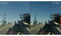 Call of Duty Advanced Warfare comparaison difference