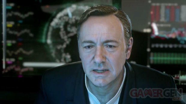Call of Duty Advanced Warfare kevin spacey