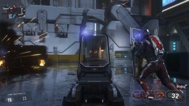 Call of Duty Advanced Warfare Review Ascend