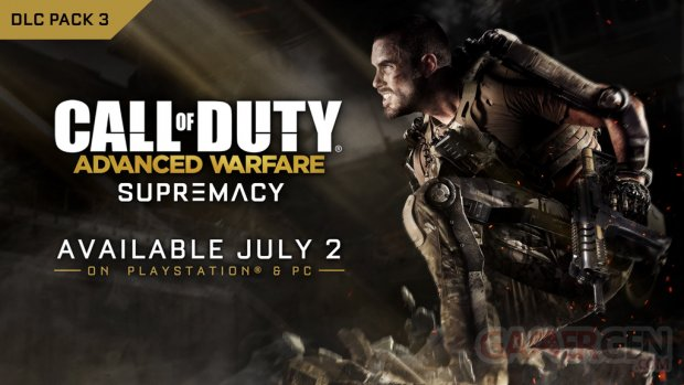 Call of Duty Advanced Warfare Supremacy