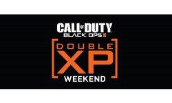 call of duty black ops II weekend double xp