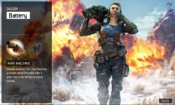 Call of Duty Black Ops III 15 08 2015 Spécialiste 4