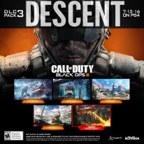 Call of Duty Black Ops iii 3 Descent DLC 1