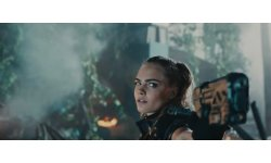 Call of Duty Black Ops III Cara Delevingne head