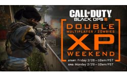 Call of Duty Black Ops III double xp
