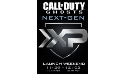 call of duty ghosts double XP next gen